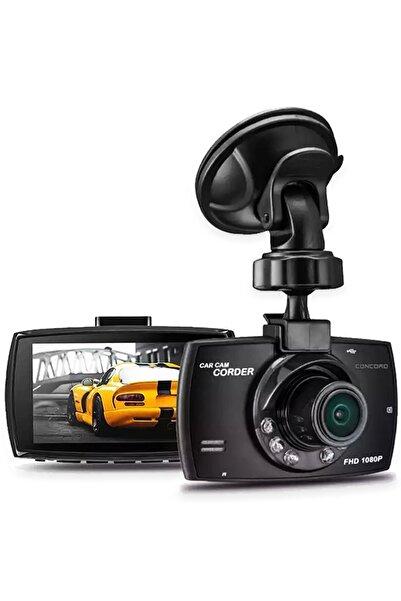 Concord Araç Içi Kamera Türkçe Gece Görüşü 2,5 Inç C-650 Araç Içi Kamera
