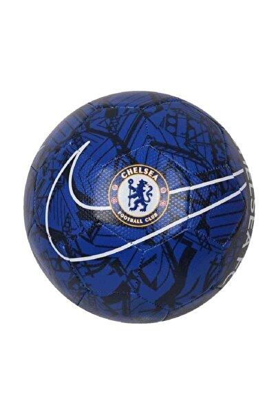 Nike Mavi Cfc Prestıge Futbol Antrenman Topu Sc3782-495