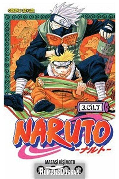 Gerekli Şeyler Yayıncılık Naruto 3. Cilt - Rüya Uğruna