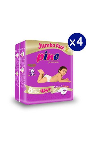Pine Junior (11-25 Kg) 192 Adet Bebek Bezi