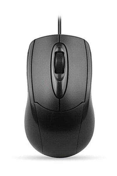 Everest Mouse Usb Siyah 22135 Sm-163 7030