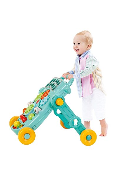 Baby&Toys Happy Ilk Adım Arabası