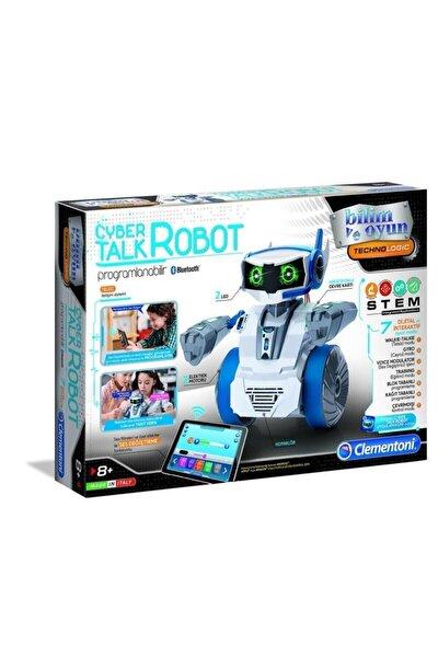 CLEMENTONI 64447 Cyber Talk Robot Laborutavarı /Bilimveoyun +8 Yaş