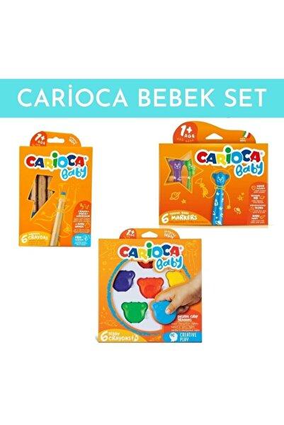 CARIOCA 3'lü Bebek Set