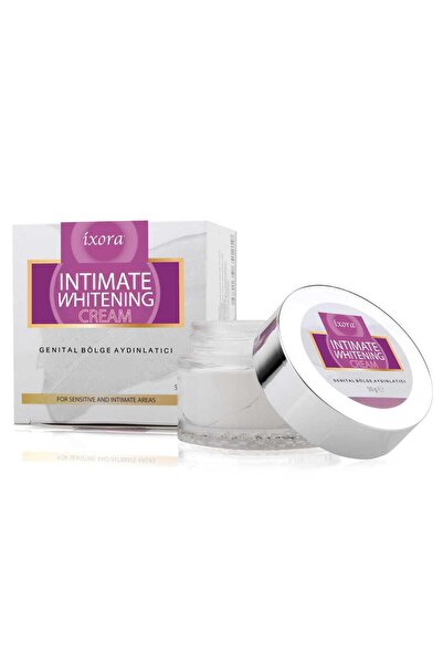 Ixora Intimate Whitening Cream Genital Bölge Aydınlatıcı / Beyazlatıcı Krem