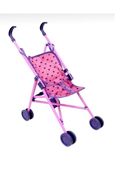 Can-Em Oyuncak Katlanabilir Puset Çocuk Oyuncak Bebek Arabası