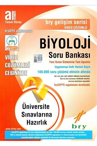 Birey Akademi Birey A Serisi Temel Düzey Biyoloji Video Çözümlü Soru Bankası