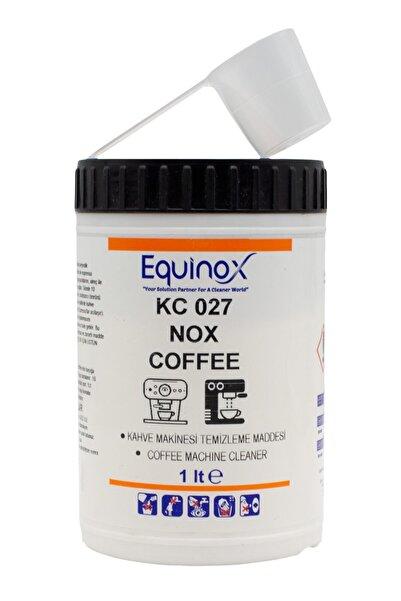 Equinox Nox Coffe (KAHVE MAKİNESİ TEMİZLEME MADDESİ) 1 Kg