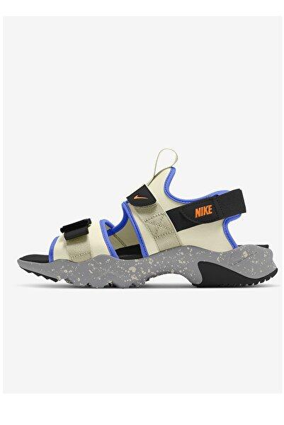 Nike Unisex Beyaz Canyon Sandal Sandalet