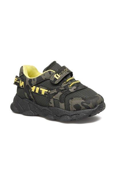 I COOL Erkek Çocuk Haki Koşu Ayakkabısı