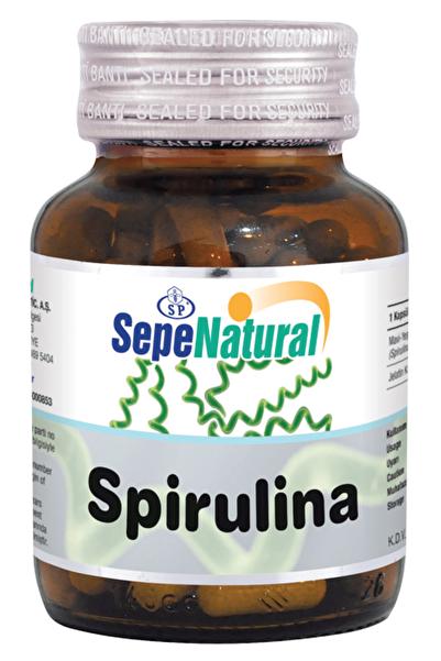 Sepe Natural Spirulina Kapsül 90 x 380 mg Sepe Natural
