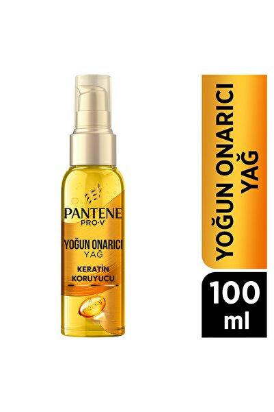Pantene Keratin Özlü Onarıcı E Vitaminli Saç Bakım Yağı 100 ml