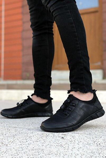 BIG KING Erkek Siyah Klasik Ayakkabı