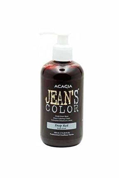 Jean's Color Saç Boyası Koyu Kızıl 250 ml