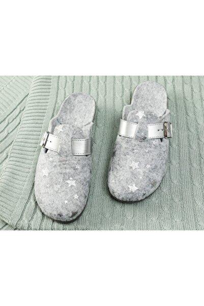 Madame Coco Elienor Kadın Terlik - Gümüş