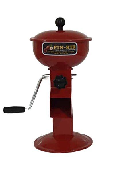 Fınkır Kırmızı Ev Tipi Fındık Ceviz Badem Kayısı Çekirdiği Zeytin Kırma Makinesi Fın-kır Makinası