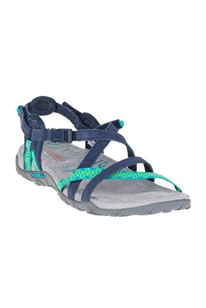 Merrell Terran Lattıce Iı Lacivert Kadın Sandalet