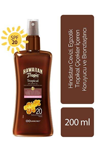 Hawaiian Tropic Protectıve Carrot Oıl Spf20 200ml