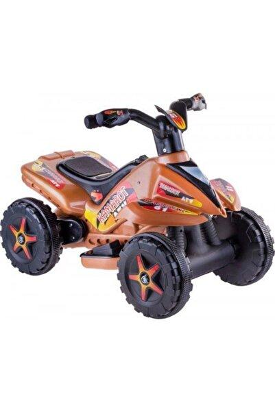 Mashotrend Bakır Renk Akülü Atv - Akülü Çocuk Arabası - Akülü Motorsikleti - Kamarot Atv - Akülü Araba
