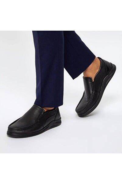Flogart COM-105 Siyah Erkek Ayakkabı 100441161