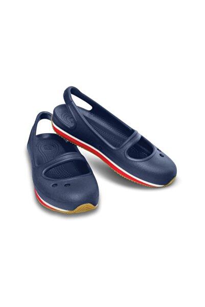 Crocs RETRO MARY JANE Saks Kız Çocuk Sandalet 100528383