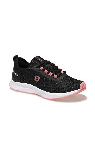 lumberjack STEFAN WMN 1FX Siyah Kadın Koşu Ayakkabısı 100786800