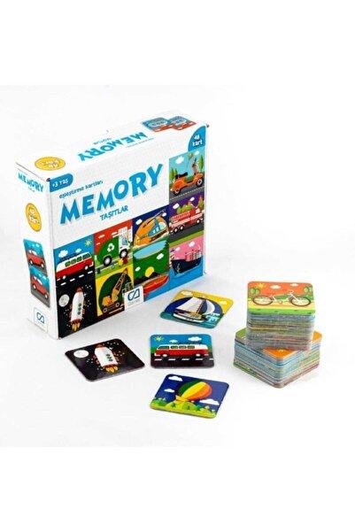 CA Games Memory Taşıtlar Eşleştirme Kartları Ca.5038