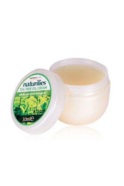 Huncalife Naturilies Çay Ağacı Özlü Yağlı Krem 30 ml