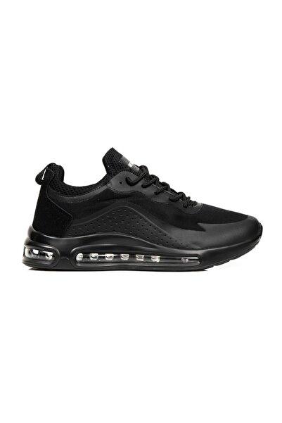 Greyder Kadın Siyah Yürüyüş Ayakkabısı 57642 Zn Spor Ayk (s)