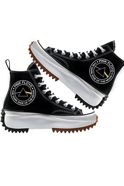 Art's P.floyd Run Star Unisex Canvas Sneaker Ayakkabı