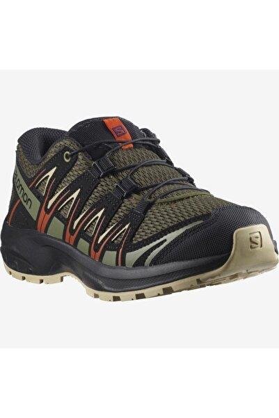 Salomon 412869 Xa Pro 3d J Olive Night/safari/rooibos Tea Kadın Outdoor Ayakkabı