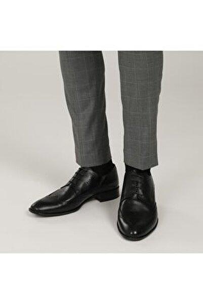 1776-2 1FX Siyah Erkek Klasik Ayakkabı 101015105