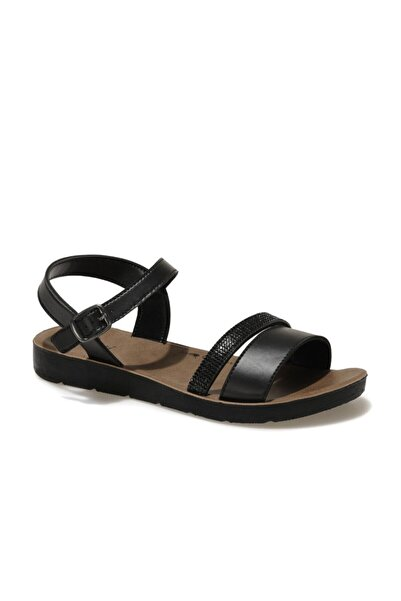 Polaris 315642.Z 1FX Siyah Kadın Sandalet 101016726
