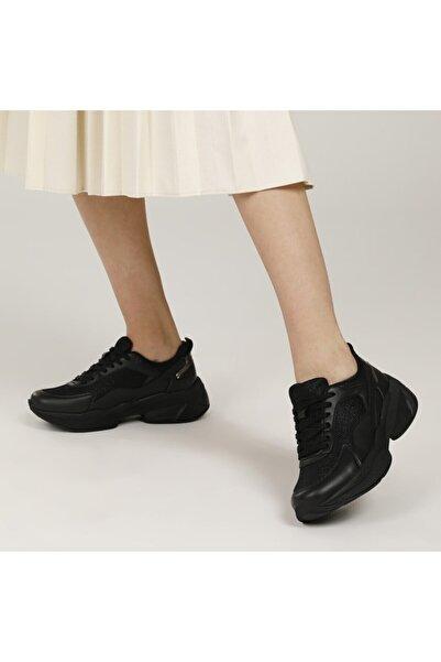 Torex ANGELA W  1FX Siyah Kadın Sneaker Ayakkabı 101021620
