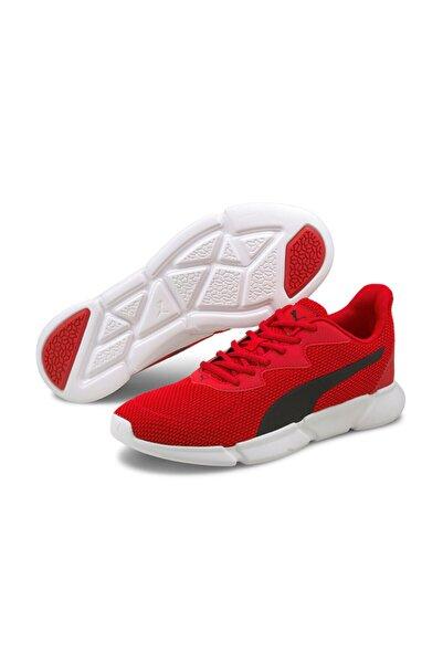 Puma INTERFLEX RUNNER Kırmızı Erkek Koşu Ayakkabısı 101085415