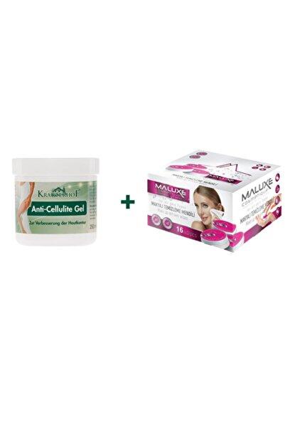 Krauterhof Anti-cellulite Gel Selülit Karşıtı Jel 250 ml