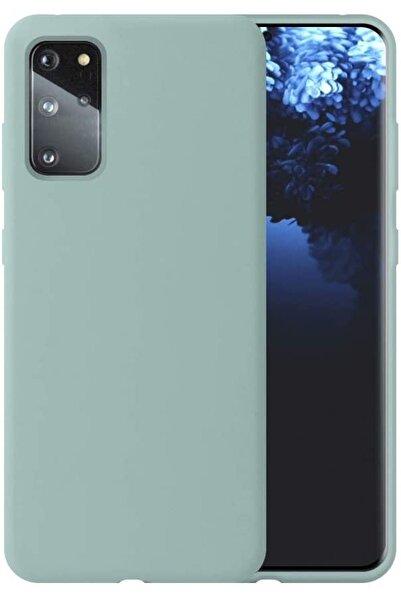 Bilişim Aksesuar Samsung S20 Plus Uyumlu Içi Kadife Lansman Silikon Kılıf