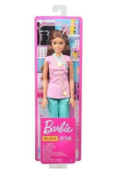 mattel Barbie Kariyer Hemşire Fwk89 / Ghw34