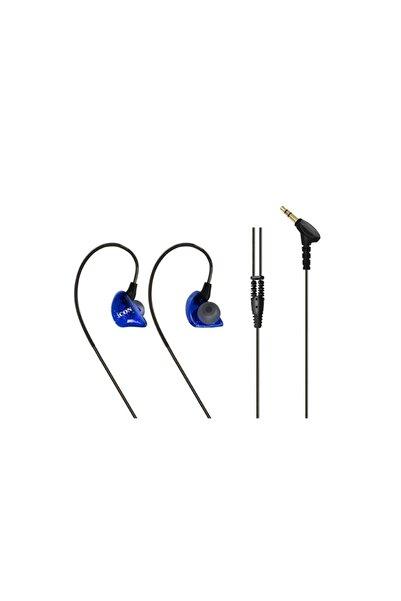 Icon Pro Audio Scan 7 Profesyonel Kulak Içi In-ear Monitörler (mavi)
