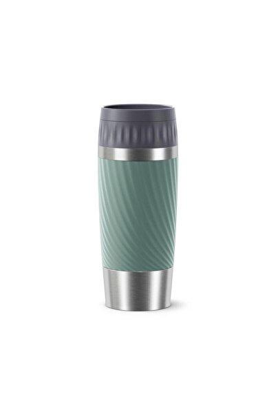TEFAL N2011710 Travel Mug Easy Twist 0.36 Litre Kapasiteli Sızdırmaz Yeşil Termos - 3110600440