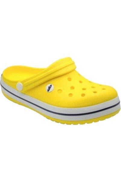 Akınal Bella Kadın Sarı Sandalet Terlik