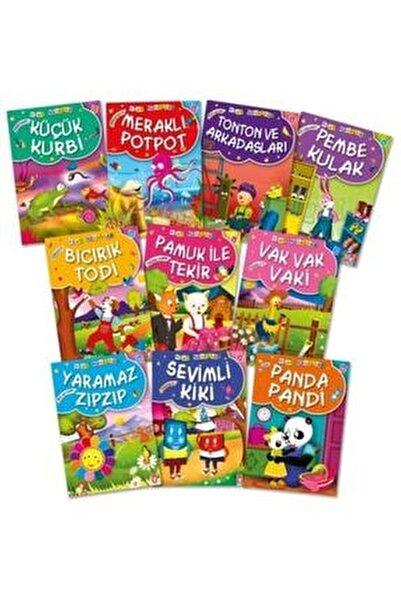 Mini Masallar Seti 1 (10 Kitap) - Çocuk