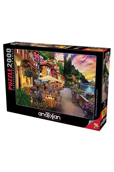 Anatolian Puzzle 2000 Parça Como Gölü 3944