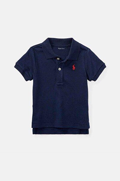 Polo Ralph Lauren Kids Erkek Bebek Lacivert Polo Yaka T-shirt 12 Ay - 2 Yaş