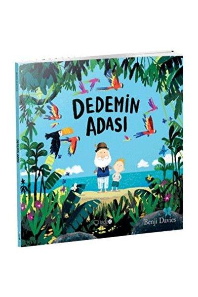 Redhouse Kidz Yayınları Dedemin Adası Benji Davies - Benji Davies