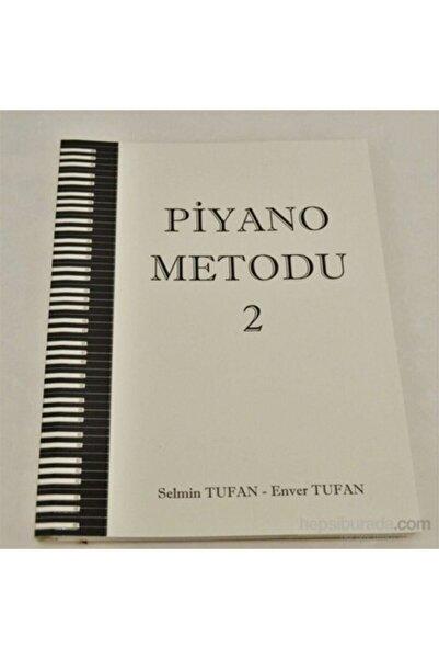 Önder Yayıncılık Piyano Metodu 2 Enver Tufan