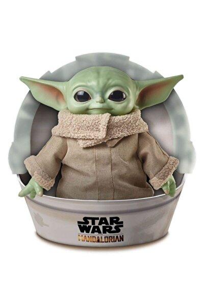 mattel Star Wars The Child Baby Yoda Peluş Figür 27 Cm