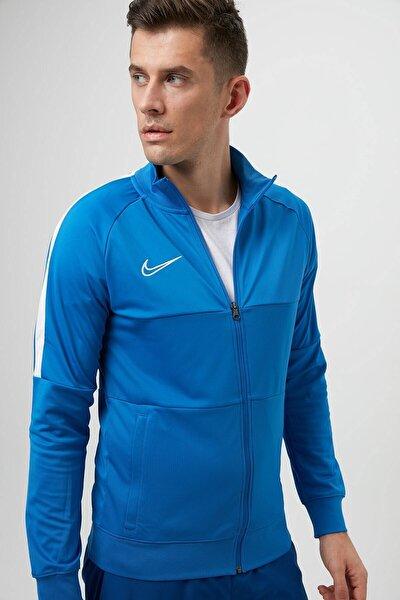 Nike Erkek Sweatshirt - Dry Acdmy19 Trk Jk - AJ9180-463