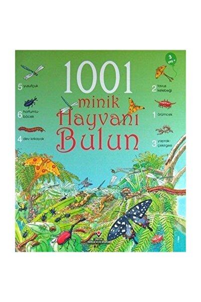 Tübitak Yayınları 1001 Minik Hayvanı Bulun
