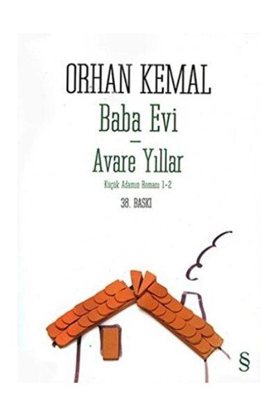 Everest Yayınları Baba Evi Avare Yıllar Küçük Adamın Romanı 1 2